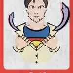 Superman – Serif