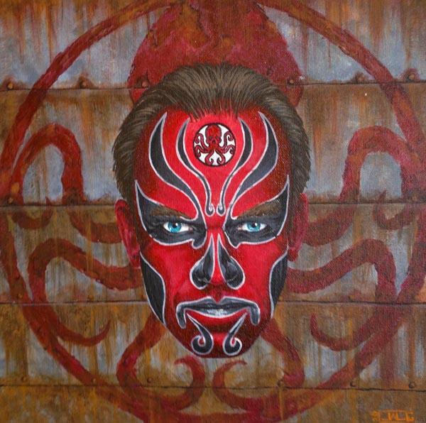 The Red Skull