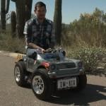 World's Tiniest Street Legal Car