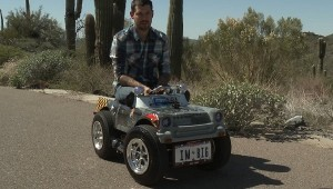 World's Tiniest Street Legal Car