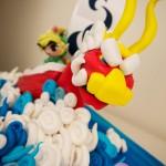 Zelda Wind Waker cake by Nerdache Cakes image 3