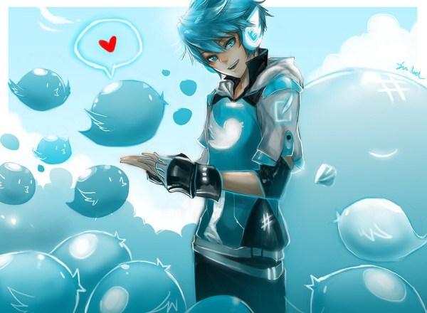 twitter anime
