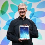 Apple press conference image