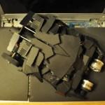 Batman Tumbler Replica Recycled PS2 by Daniel Shankalonian image 2
