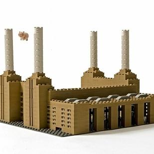 Battersea Power Stations, London