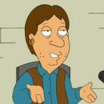 Bruce from Family Guy