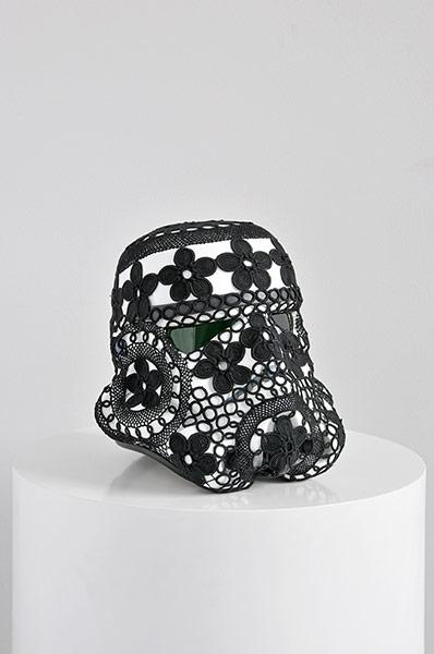 Joana Vasconcelos, Crochet Vader