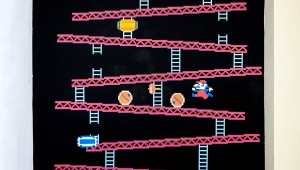 Donkey Kong Wall Decal 7