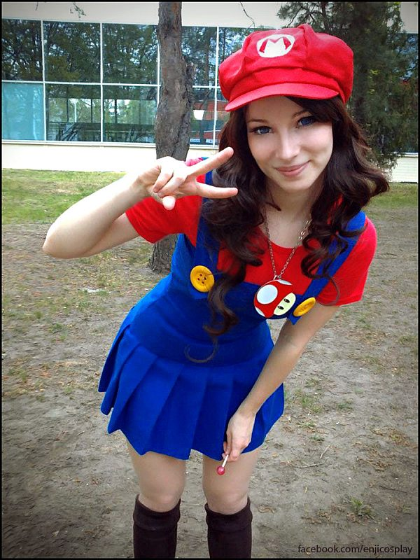 Enji Night Super Mario Bros 2