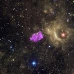 Galactic Supernova