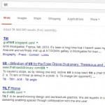 Google Tilt image