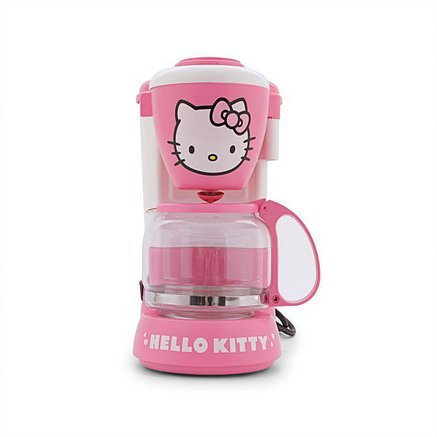 Hello Kitty Coffee Maker | Walyou