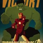Iron Man, Hulk