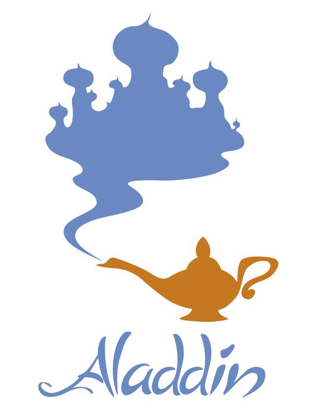 Minimalist Aladdin