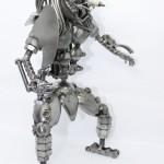Predator Metal Sculpture 2
