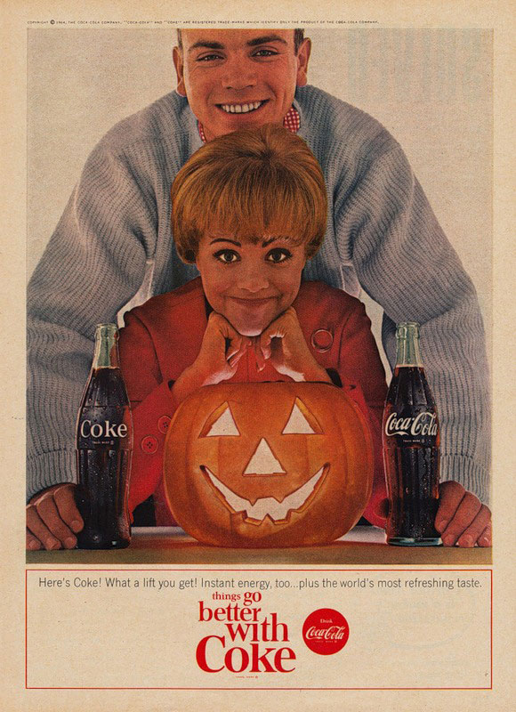 Vintage Halloween Ads.7 Creepiest Vintage Halloween Ads