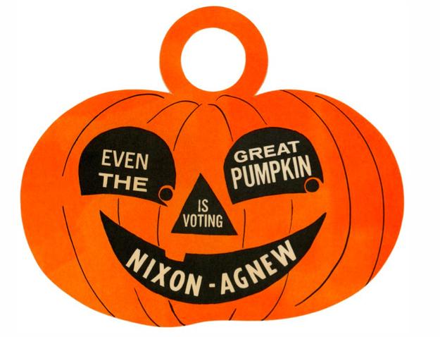 Pumpkins & Politics