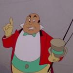 Ringmaster from Dumbo