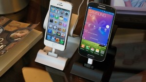 Sarvi iPhone Android Dock