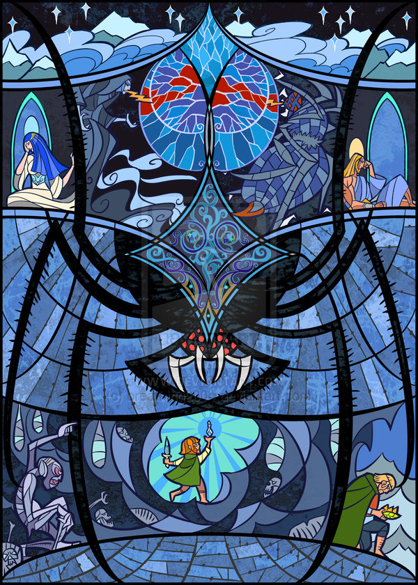 Shelob The Great Spider