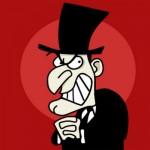Snidley Whiplash from The Rocky and Bullwinkle Show