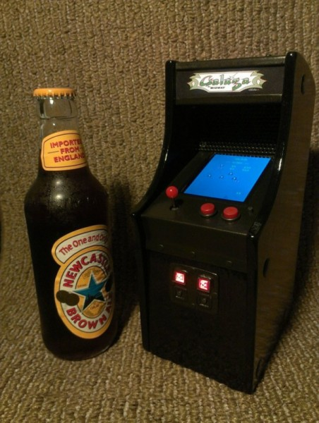Tiny Arcade Cabinet Nintendo DS by button-masher