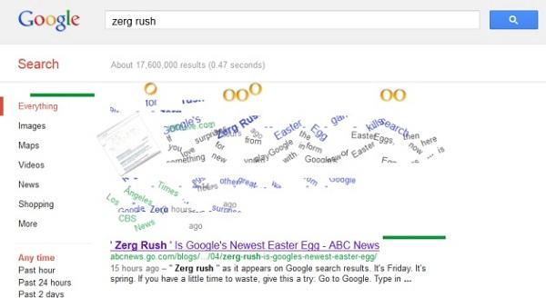 Zerg Rush image