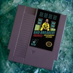 Breaking Bad NES cartridge by Drew Wise 72pins image 2