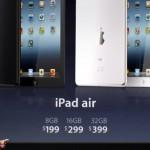 iPad Air image