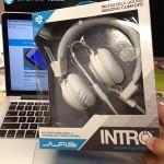 new INTRO On-Ear Headphone