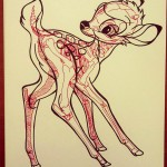 Bambi Skeleton