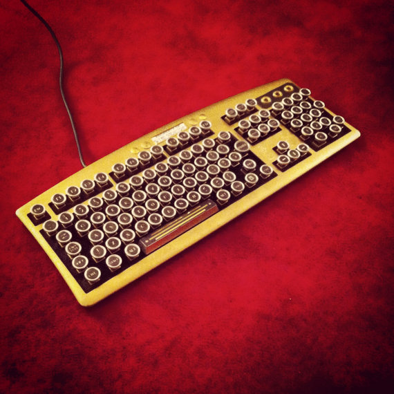 BioShock Keyboard 1