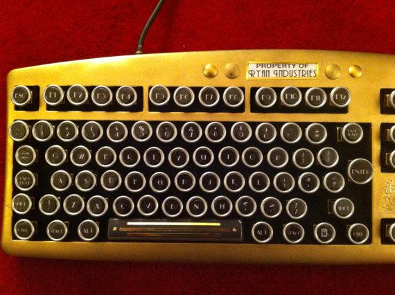 BioShock Keyboard 2