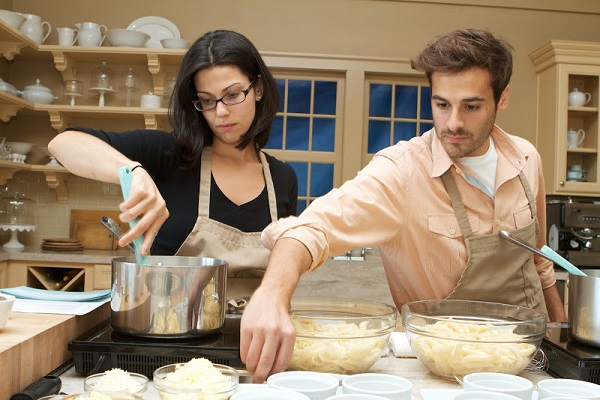 Cooking show image