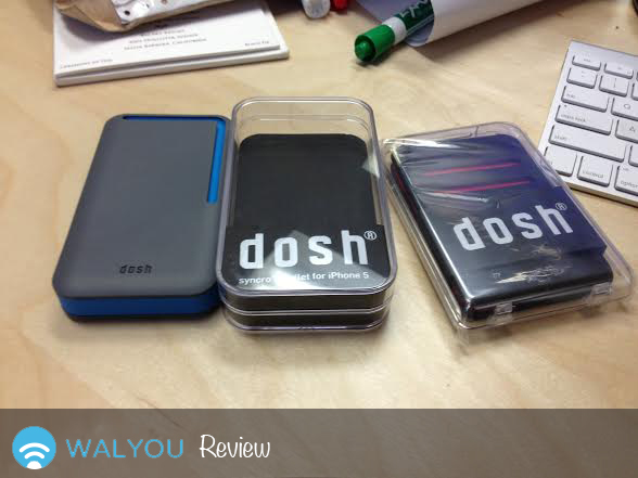 Dosh iPhone wallet review