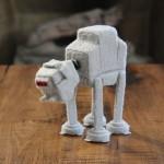 Felted Star Wars Characters – At-At