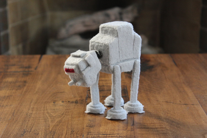 Felted Star Wars Characters - At-At