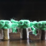 Felted Star Wars Characters – Yoda