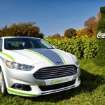 Ford Fusion Energi – Coca-Cola PlantBottle Technology