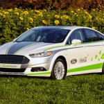 Ford Fusion Energi – Coca-Cola PlantBottle Technology 3