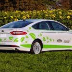 Ford Fusion Energi – Coca-Cola PlantBottle Technology 4