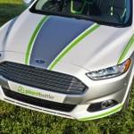 Ford Fusion Energi – Coca-Cola PlantBottle Technology 5