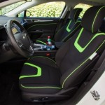 Ford Fusion Energi – Coca-Cola PlantBottle Technology 7