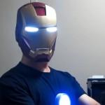 Iron Man 3d Helm 2