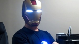 Iron Man 3d Helm 2