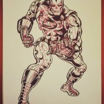 Iron Man Skeleton