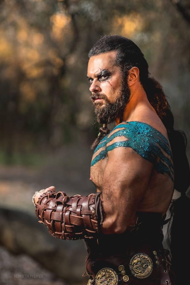 Khal Drogo Cosplay 2