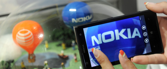 TEC Nokia Camera Phone