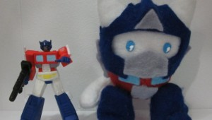 Purr-Formers Transformers Cat Plushies 1