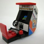 Tiny Bricks Lego 1980s Arcade Machine set image 3